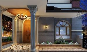 御榕庄--别墅装饰空间设计