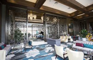 无锡太湖饭店五星级酒店中式软装搭配