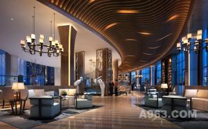 桂林新城商务酒店概念方案