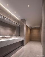 宝鸡国金中心—总部办公设计