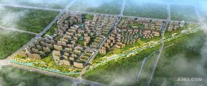 台安滨水景观设计