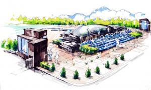 先锋科技产业园建筑设计
