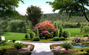 香麓山后花园景观规划设计