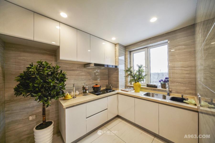厨房是我们创造奇迹的地方,它好想充满了释放和想象的力量