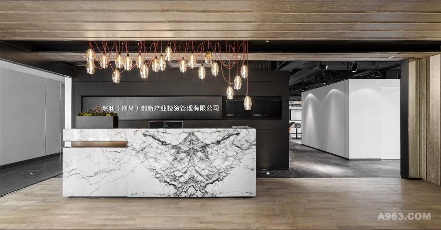 广州·保利(横琴)创新产业投资管理有限公司办公室前台