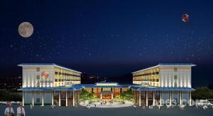 新疆天山生态酒店