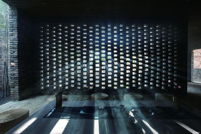 秀山寺环境整治设计——隐于自然间与历史间的禅修之室