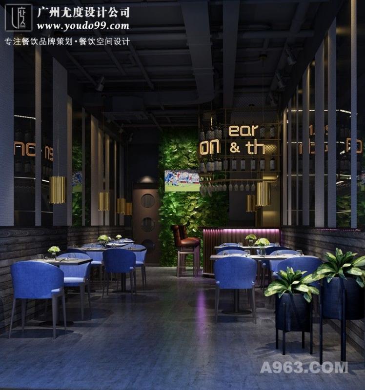 西餐厅策划设计