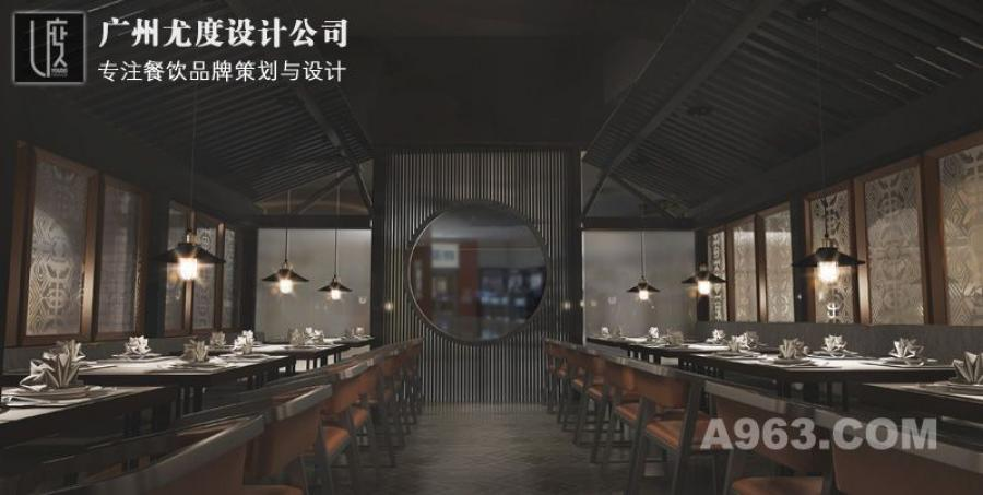 江浙菜歺厅设计效果