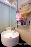 福州中宅装饰60平新现代风格