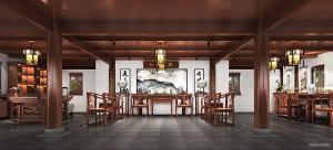 叶圣陶丨新中式装修风格·缔造浓郁的东方之美