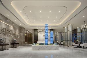 长沙国际金融中心展示厅