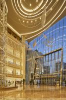中大国际商场主中庭公共艺术《叶之舞》