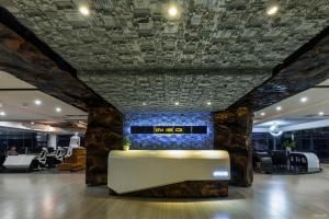 贵州得一创意设计公司办公空间