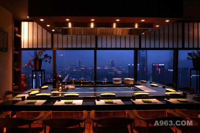 大江户日式料理餐厅设计
