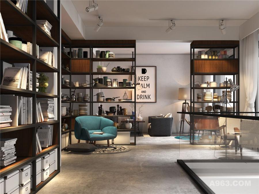 北欧风格咖啡厅