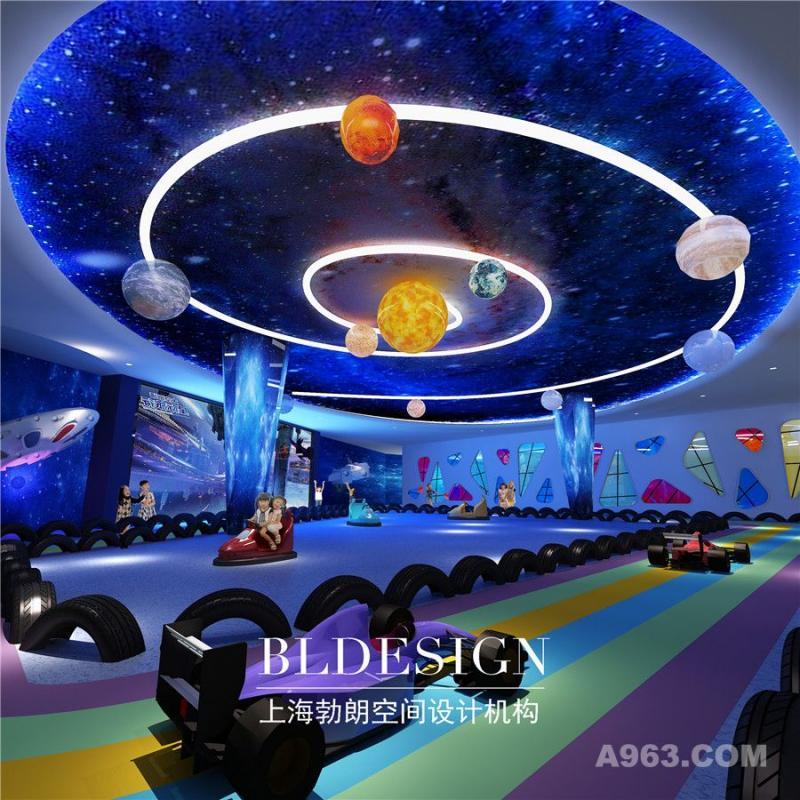 郑州幼儿园设计公司解析郑州维拉米特室内游乐园设计方案