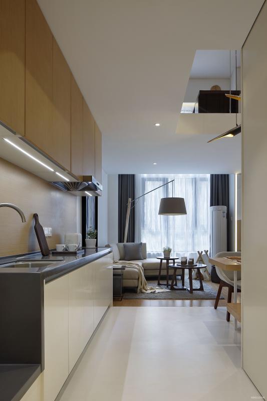 玄关、厨房