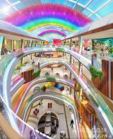 创意商业空间装修设计效果图塑造独特个性