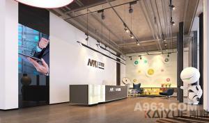 工业风时尚-千里及办公室装修效果图