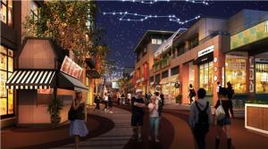 商业街氛围营造|打破空间,打造另类购物体验——梅澜坊商业街之概念篇