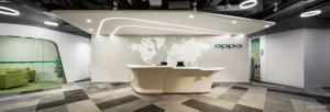 OPPO集团办公空间设计