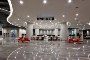 佛山市行政服务中心(智慧新城大厅)