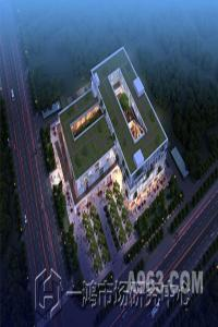 山东临沂农贸市场建筑设计