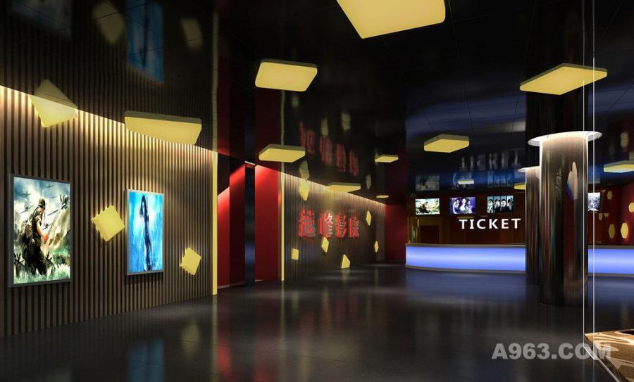 娱乐业 影城 电影城 影院 电影院 大厅 休闲场所 时尚生活 院线 电影院售票处请输入图片说明