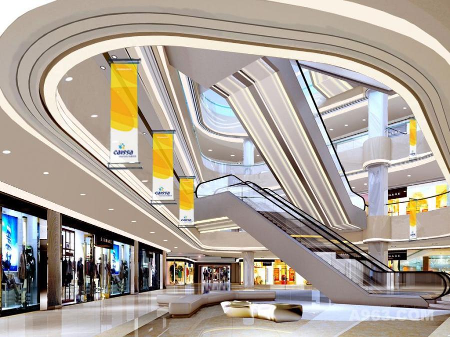 合肥华南城奥特莱斯购物中心-嘉信设计院