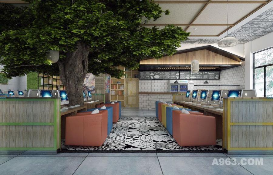 网咖服务 网咖 网咖服务场所 网咖环境 新时代网吧 网吧休闲 请输入图片说明