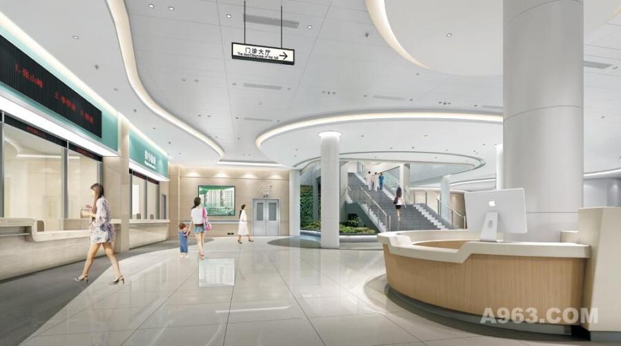 郴州市第一人民医院,嘉信设计院