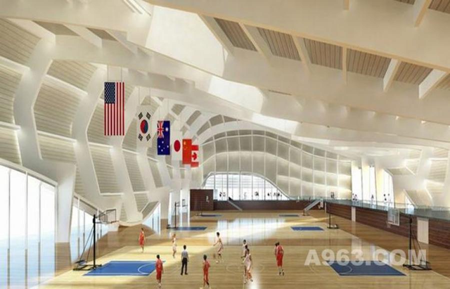 山西省大同市体育中心-嘉信设计院