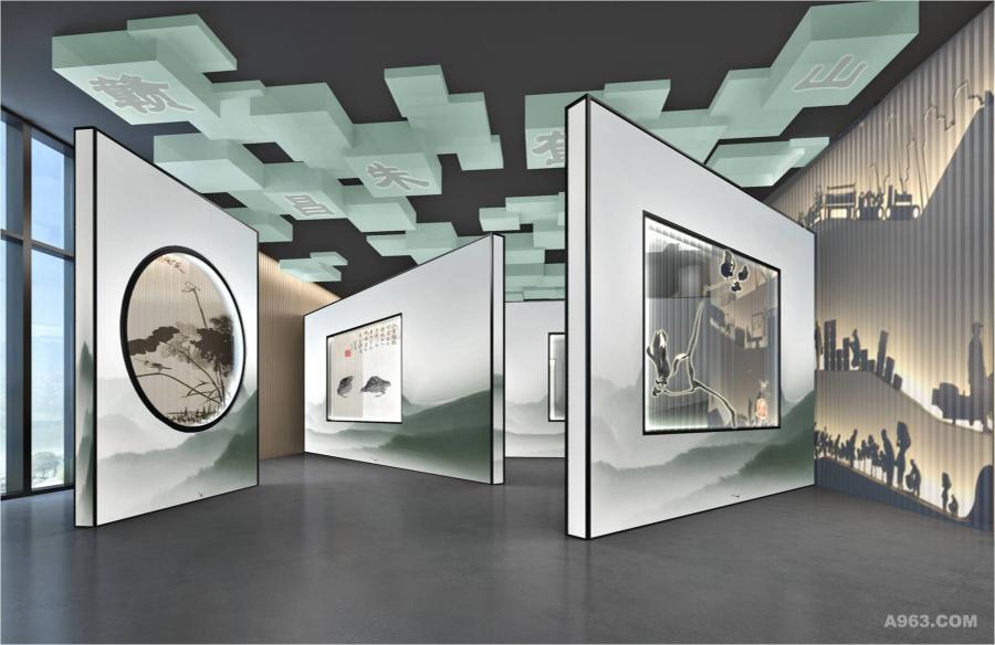 南昌花博园生态文明展厅-嘉信设计院