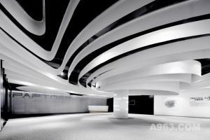 峻佳设计 | 武汉Pinwell创意办公室展厅-复合空间