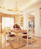 北京龙熙顺景独栋别墅私宅装饰设计400平欧式古典7室2厅2厨3卫独立设计师设计