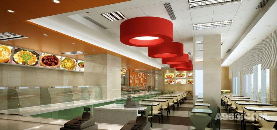 快餐店 速食店 餐厅装饰 餐厅装修 餐厅就餐区 餐厅内景 餐厅环境请输入图片说明