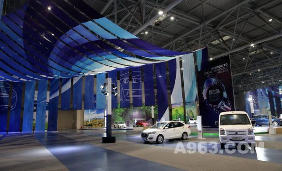 车展展位 车展展台 车展展厅 车展效果图 汽车展台 汽车展位 展示设计 展览设计请输入图片说明