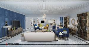 法式轻奢《紫云公馆》——高迪愙设计