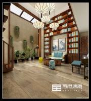 如诗梦·意东方 济南漫山香墅新中式设计