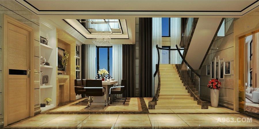 楼梯间方案二
