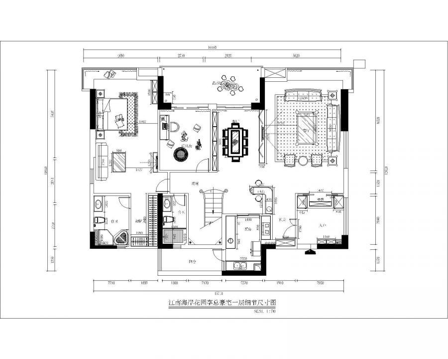 一楼设计方案