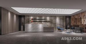 深圳写字楼设计 | 联合创投资公司写字楼装饰
