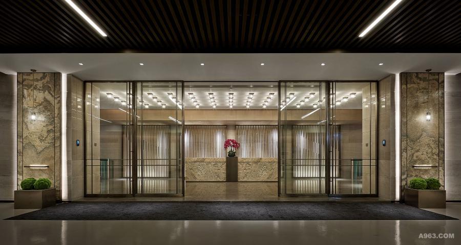 朗昇最新力作:鸿荣源集团总部员工餐厅设计