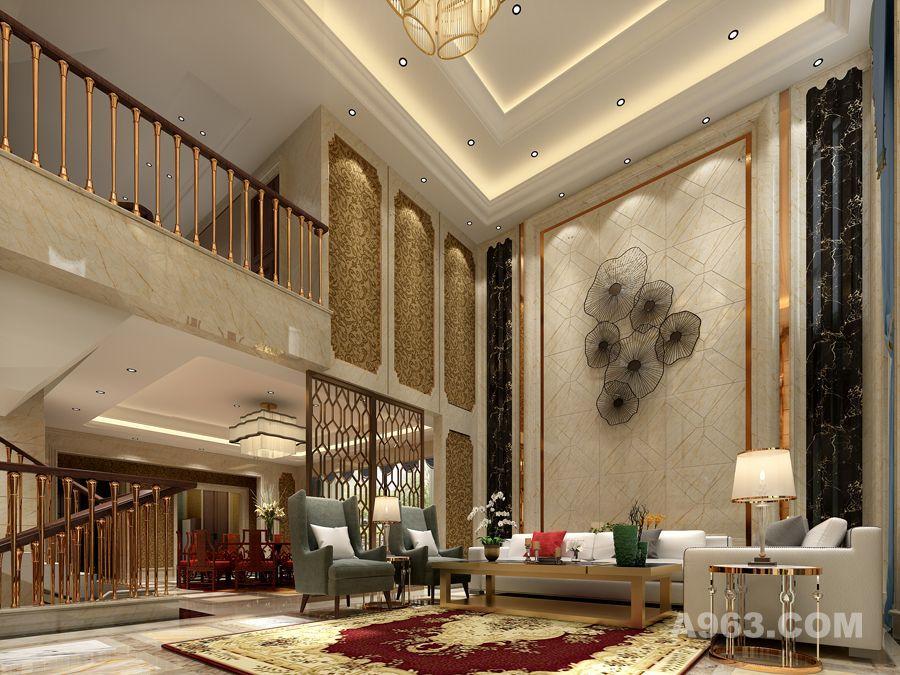 一楼会客厅