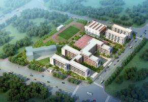 学校建筑景观设计