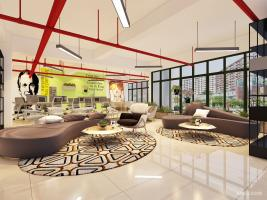 广州市绿原环保材料有限公司办公室装修设计