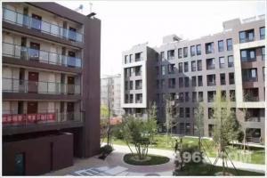 工业化SI住宅案例介绍之北京众美光合原筑项目