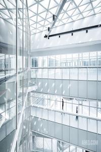 内外之间 丨上海宝业中心室内设计