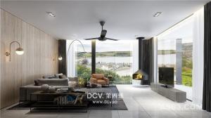 西安设计团队打造,湖南长沙民宿室内外设计,回归乡间感受自然